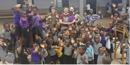 Rückblick/Ausblick auf Ghana