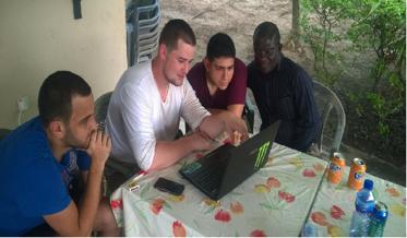 Webseiten-Erstellung für die Reverence Preparatory School